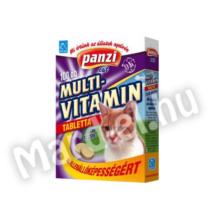 Panzi Feli-tab multivitamin tabletta 100db