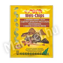 Sera Wels-chips (zacskós) 15g