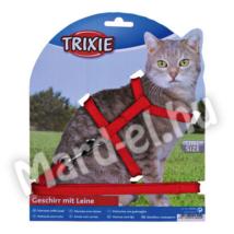 Trixie Hám+póráz cica sima 4185