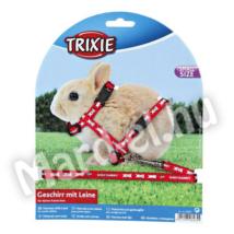 Trixie Hám+póráz nyúlnak 6265