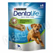 Purina DENTALIFE fogápoló jutalomfalat kutyáknak Large142g