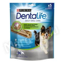 Purina DENTALIFE fogápoló jutalomfalat kutyáknak Medium 115g