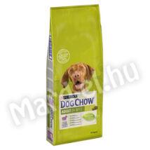 Purina Dog Chow adult bárány-rizs 14kg