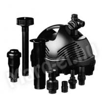 Ubbink Elimax 2500 szökőkút pumpa 2550 l/h 3db szórófejjel