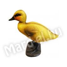 Ubbink Dekor kiskacsa sárga, talpas 20cm 1382509