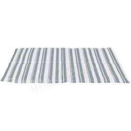 Trixie Hűtő matrac L 65x50cm fehér/szürke 28774