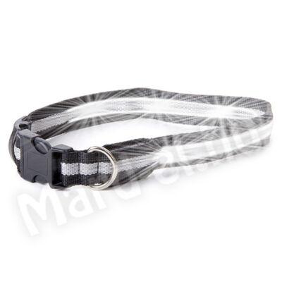JK Nyakörv LED 40-48cm fekete 40901-4