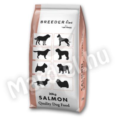 Breeder Line Salmon 20kg