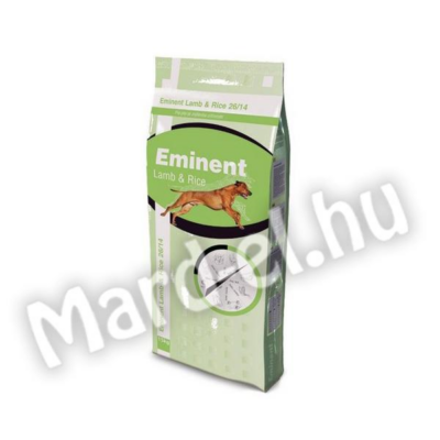 Eminent Lamb & Rice 15+2kg ajándék