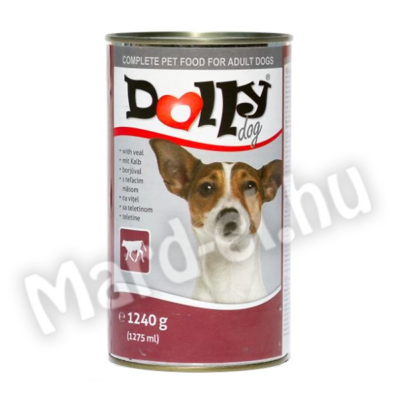 Dolly Dog kutya ko. borjú 1240g