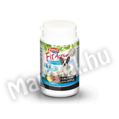 Panzi FitActive Calci plus vitamin 60db