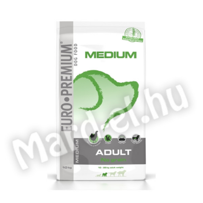 Euro-Premium Medium Adult No Grain 10kg