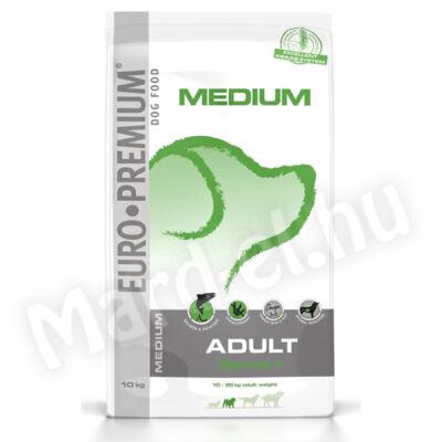 Euro Premium Medium Adult Derma+ 10kg