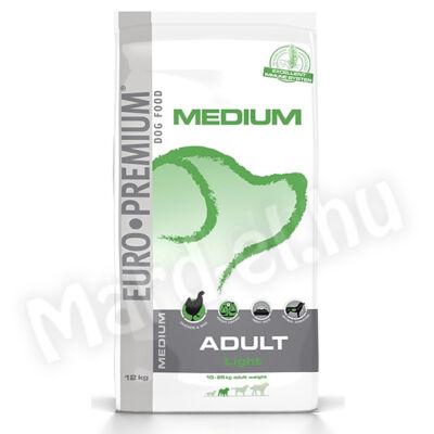 Euro Premium Medium Adult Light 12kg