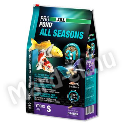 JBL ProPond All Seasons Sticks S 5,8kg/32l