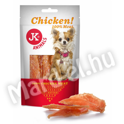 JK Soft snack csirkés kutyának 80g 44960