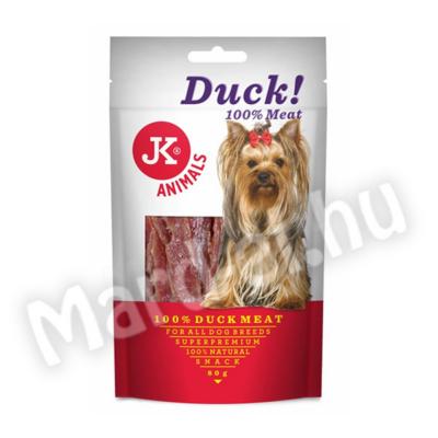 JK Soft snack kacsás kutyának 80g 44961