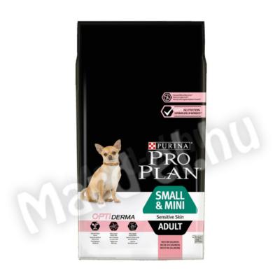 Purina Pro Plan Small & Mini Adult Sensitive Skin Optiderma 7kg