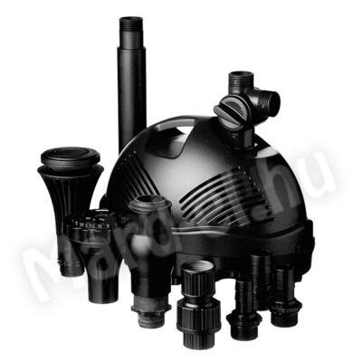 Ubbink Elimax 9000 szökőkút pumpa 8800 l/h 3db szórófejjel