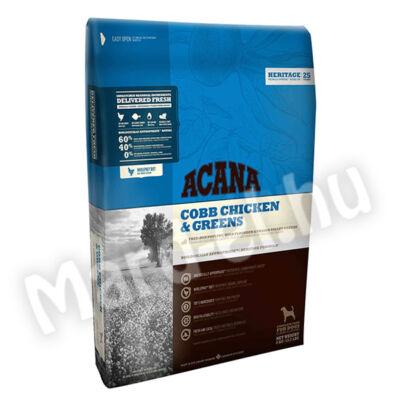 Acana Cobb Chicken & Greens 0,34kg
