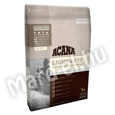 Acana Light & Fit 11,4kg