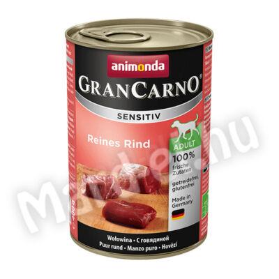 Animonda GranCarno sensitiv kutya ko. marha 400g