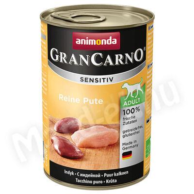 Animonda GranCarno sensitiv kutya ko. pulyka 400g