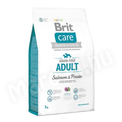 Brit Care Adult Salmon & Potato 3kg