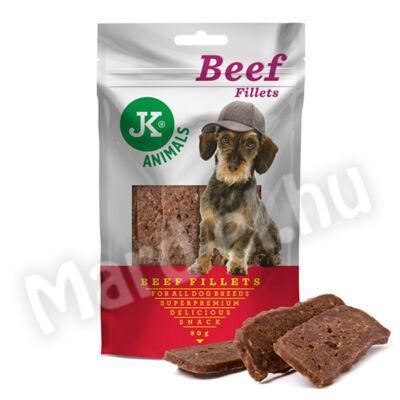 JK Snack marhahús filé kutyáknak 80g 44957