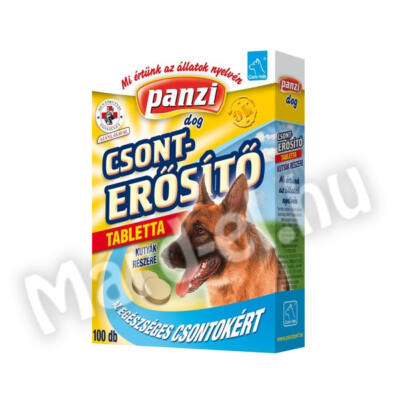 Panzi Cani-tab csonterősítő tabletta 100db