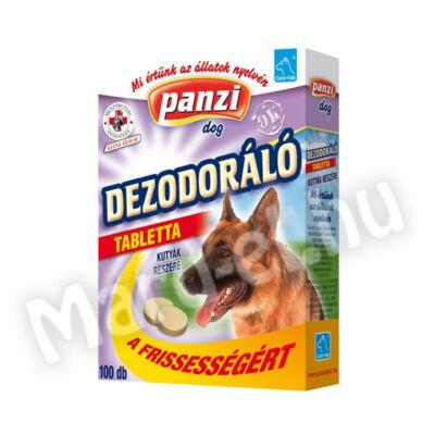 Panzi Cani-tab dezodoráló tabletta 100db