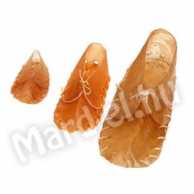 Műcsont Préselt bőrcipő kicsi 7cm