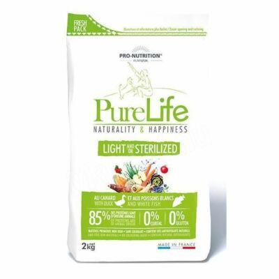 Flatazor Pure Life Light&Steril 12kg