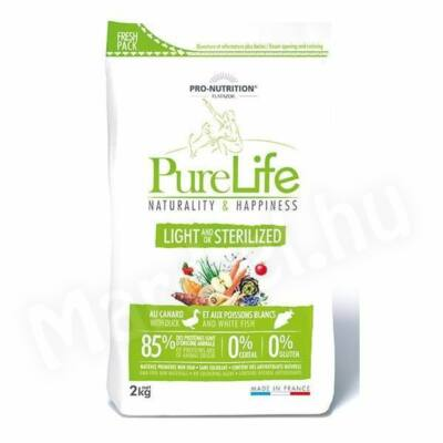 Flatazor Pure Life Light&Steril 12kg