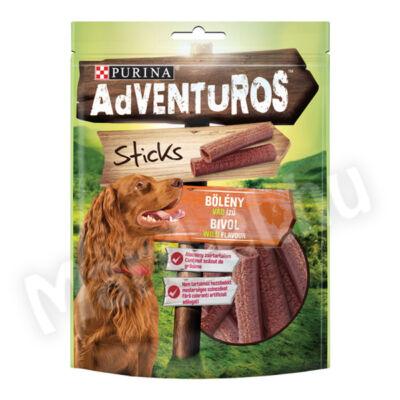 Purina Adventuros Sticks bölény-vad ízű 120g