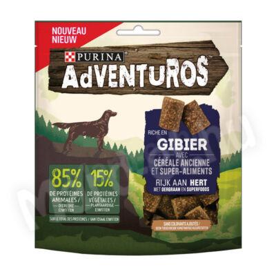 Purina Adventuros szarvasban gazdag kutya jutalomfalat 90g