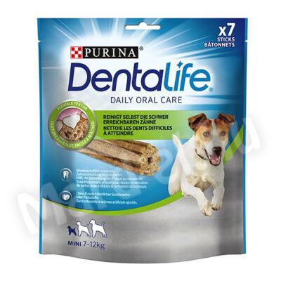 Purina DENTALIFE fogápoló jutalomfalat kutyáknak Smal 115g
