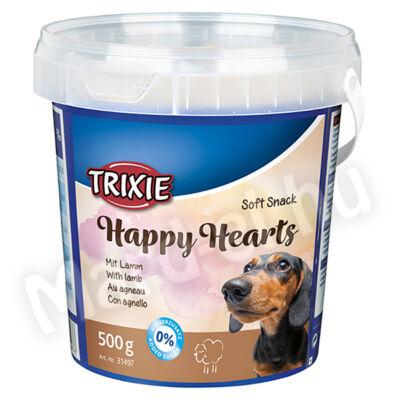 Trixie Jutalomfalat Happy Hearts báránnyal 500g 31497