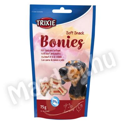 Trixie Jutalomfalat Bonnies marha-baromfi 31491
