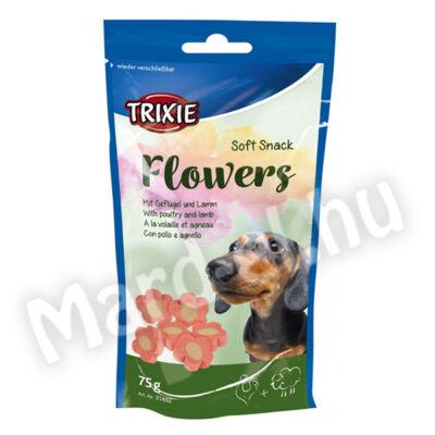 Trixie Jutalomfalat Flowers csirke+bárány 31492