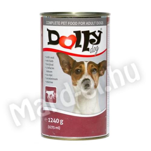 Dolly Dog kutya ko. borjú 1240g