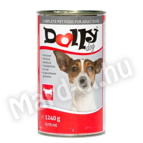 Dolly Dog kutya ko. marha 1240g