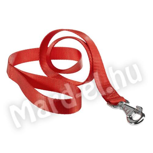 Ferplast Póráz Club G15/120 piros