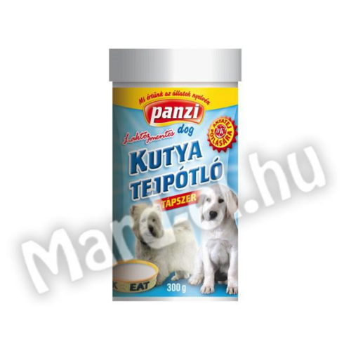 Panzi Tejpótló kutya 300g