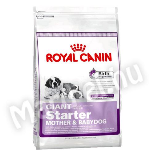Royal Canin Giant Starter Mother & Babydog 4kg