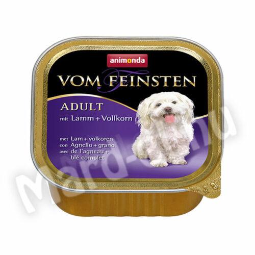 Animonda Vom Feinsten adult kutya ko. bárány+egész gabonaszem 150g