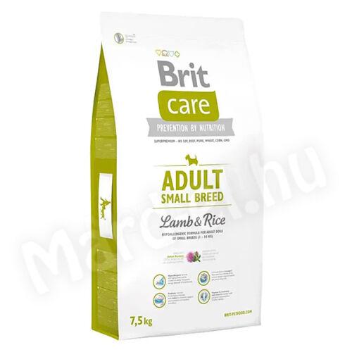 Brit Care Adult Small Lamb & Rice 7,5 kg