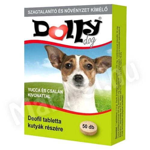 Dolly Deofil tabletta yucca és csalán kivonattal 50db