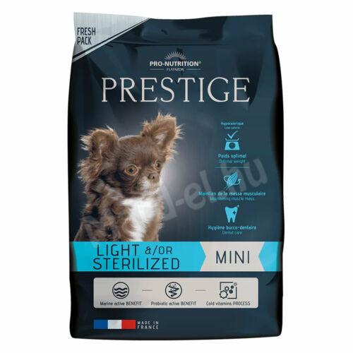 Flatazor Prestige Mini Light &/or Sterilized 8kg