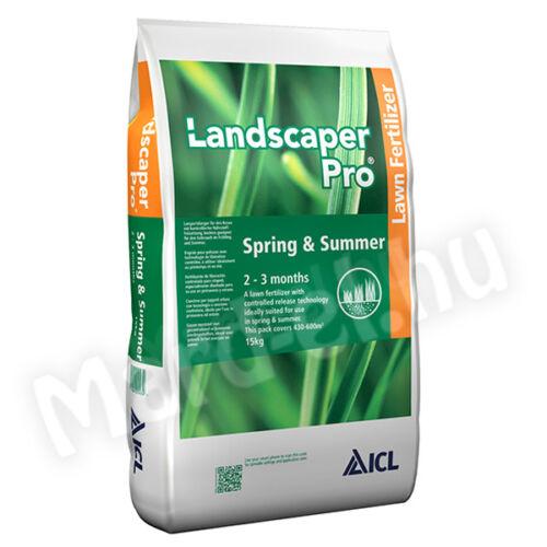 Landscaper Pro Spring & Summer gyepműtrágya 15kg